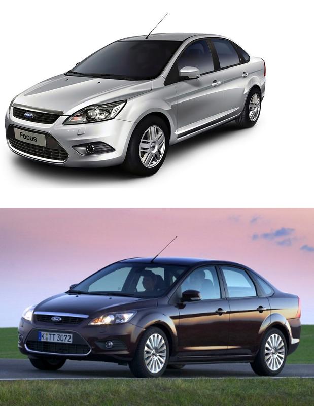 Что такое рестайлинг автомобиля или хитрости внешнего облика авто